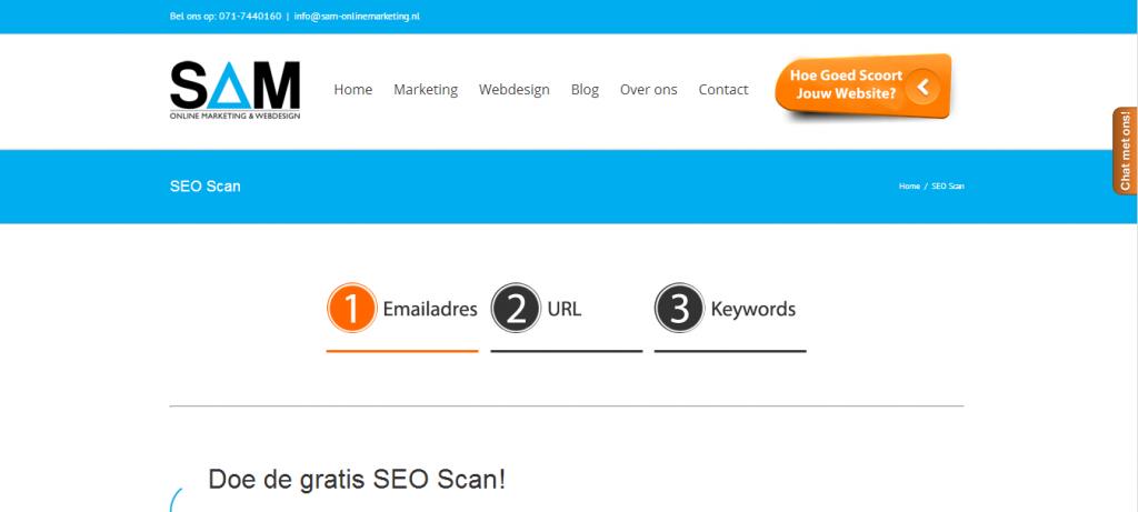 SEO scan_top