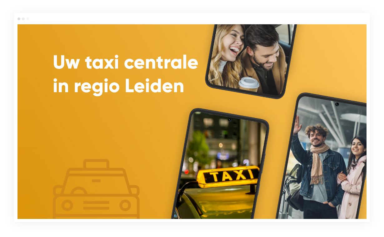 taxi centrale leiden